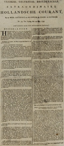 Leydse Courant 1795-05-29