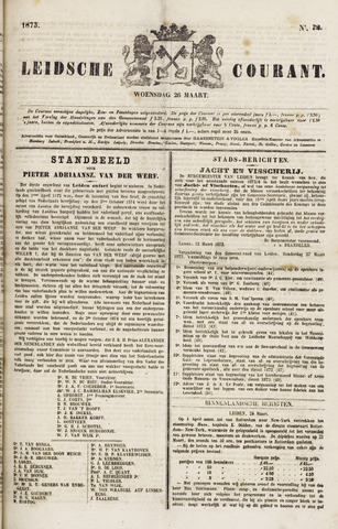 Leydse Courant 1873-03-26