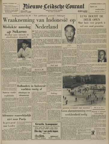 Nieuwe Leidsche Courant 1957-12-02