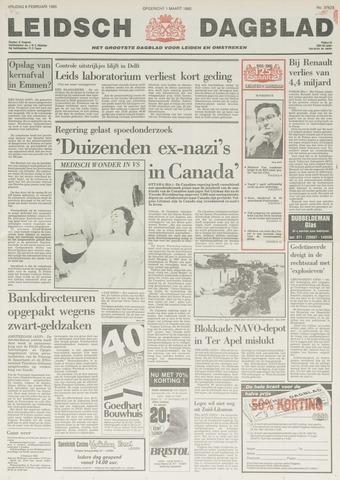 Leidsch Dagblad 1985-02-08