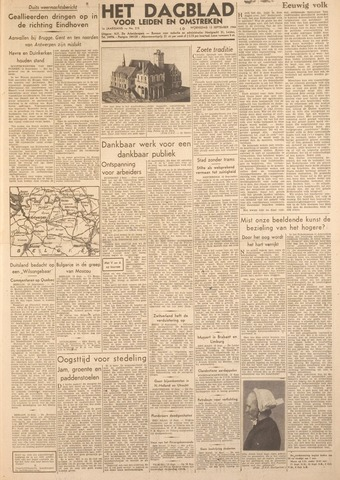 Dagblad voor Leiden en Omstreken 1944-09-13
