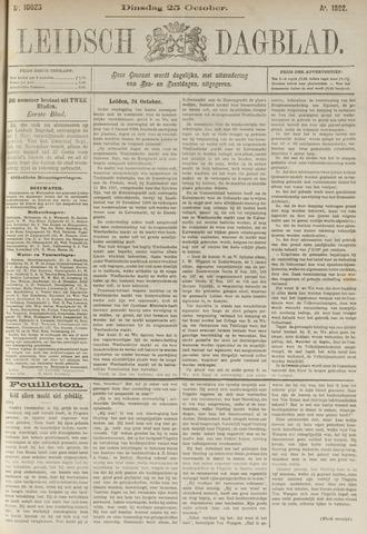 Leidsch Dagblad 1892-10-25