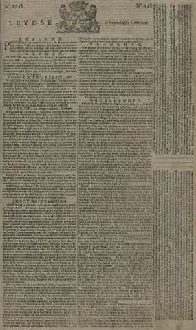 Leydse Courant 1748-10-23
