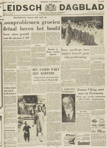 Leidsch Dagblad 1963-09-12