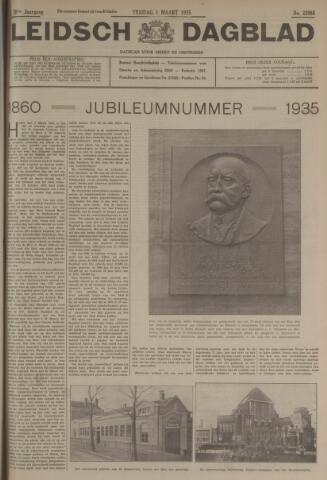 Leidsch Dagblad 1935-03-01