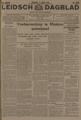Leidsch Dagblad 1940-03-13