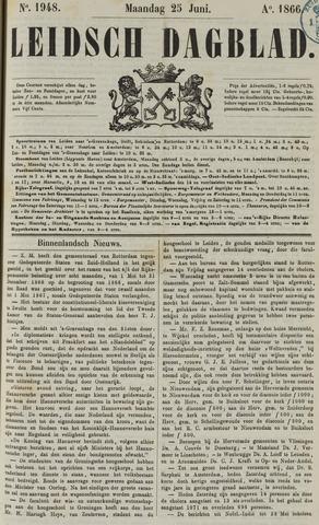 Leidsch Dagblad 1866-06-25