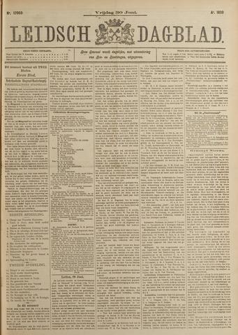 Leidsch Dagblad 1899-06-30