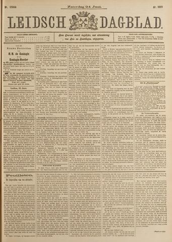 Leidsch Dagblad 1899-06-24