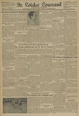 Leidse Courant 1947-07-04