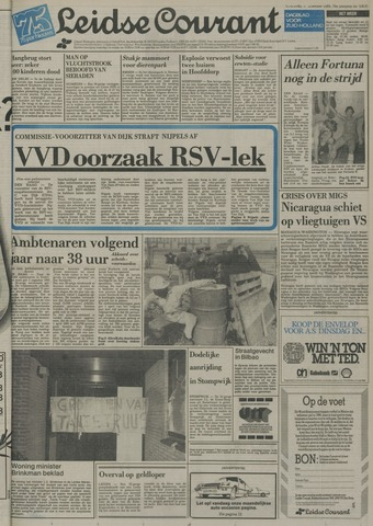 Leidse Courant 1984-11-08