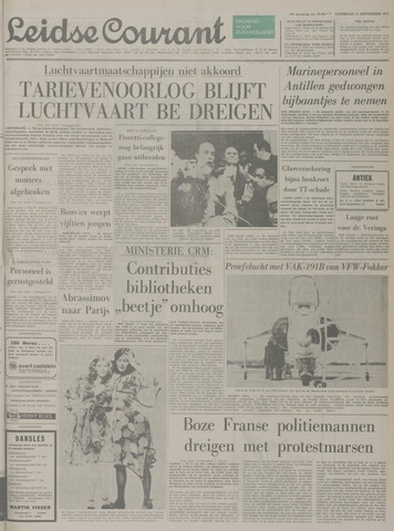 Leidse Courant 1971-09-11