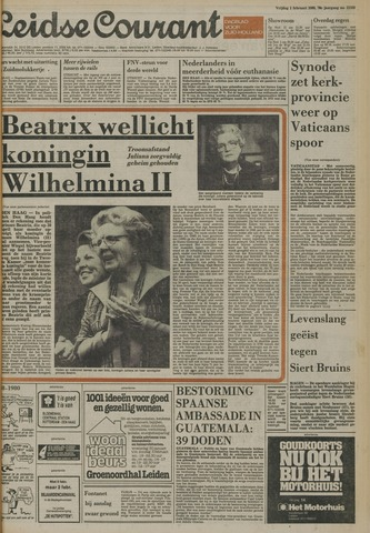 Leidse Courant 1980-02-01
