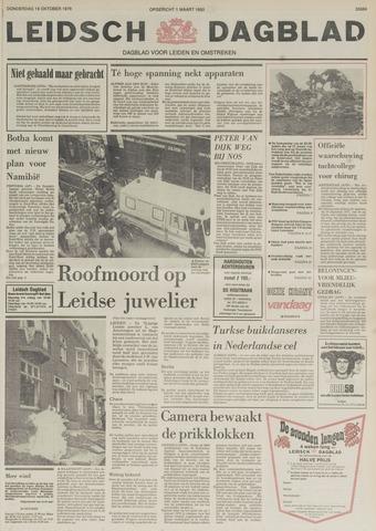 Leidsch Dagblad 1978-10-19
