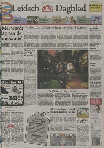Leidsch Dagblad 2005-01-27