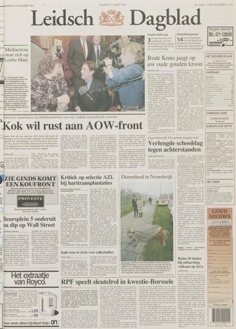 Leidsch Dagblad 1994-11-23