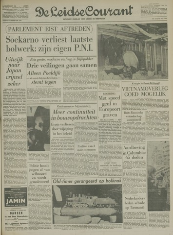 Leidse Courant 1967-02-10