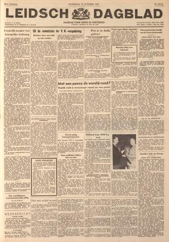 Leidsch Dagblad 1947-10-18