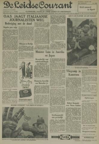 Leidse Courant 1962-03-05