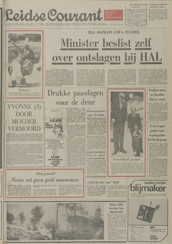 Leidse Courant 1974-04-06