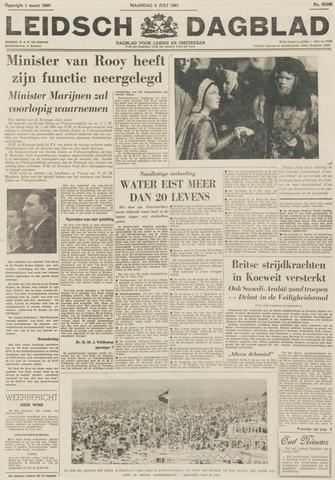 Leidsch Dagblad 1961-07-03