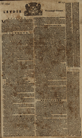 Leydse Courant 1753-12-19