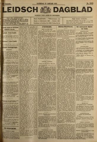 Leidsch Dagblad 1932-01-23