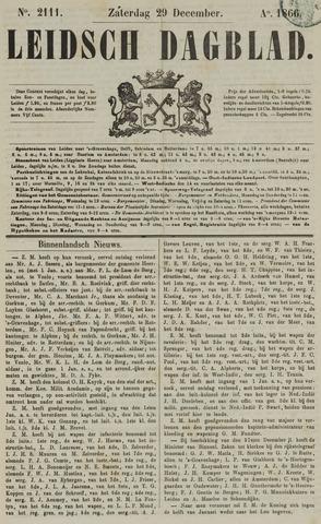 Leidsch Dagblad 1866-12-29