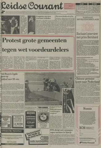 Leidse Courant 1985-04-27