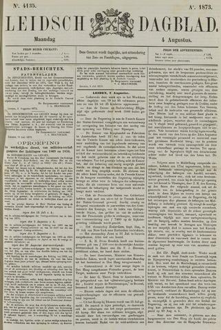 Leidsch Dagblad 1873-08-04