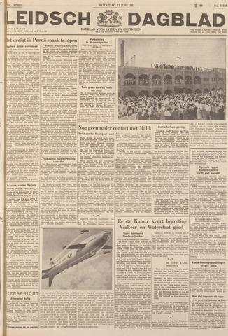 Leidsch Dagblad 1951-06-27