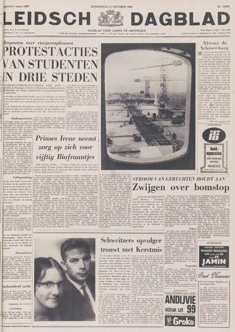Leidsch Dagblad 1968-10-31