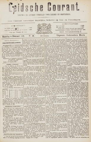 Leydse Courant 1889-02-04