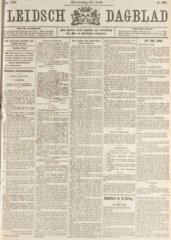 Leidsch Dagblad 1915-07-31