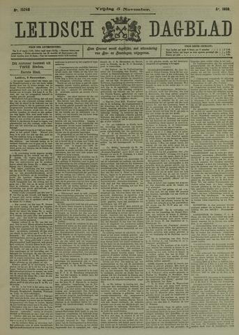 Leidsch Dagblad 1909-11-05