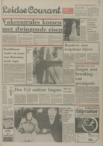 Leidse Courant 1974-10-04