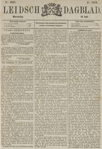 Leidsch Dagblad 1878-06-19