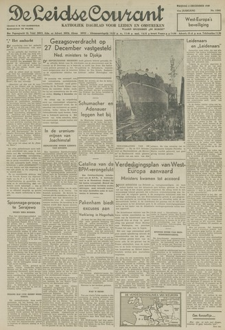 Leidse Courant 1949-12-02