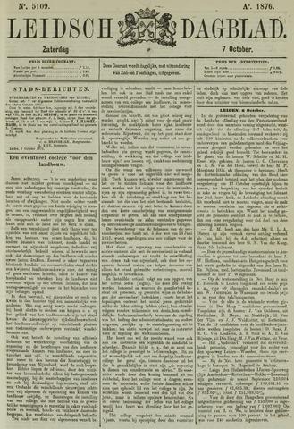 Leidsch Dagblad 1876-10-07