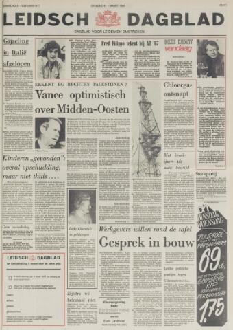 Leidsch Dagblad 1977-02-21