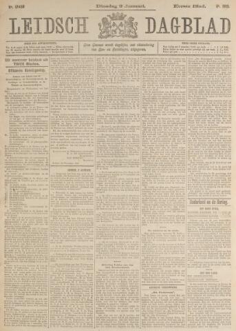 Leidsch Dagblad 1917