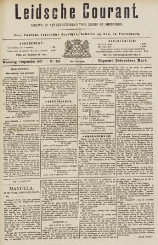 Leydse Courant 1887-09-07