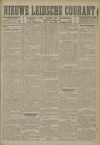 Nieuwe Leidsche Courant 1923-04-28