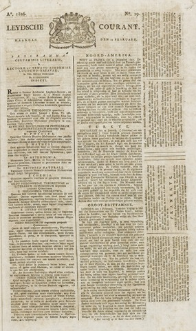Leydse Courant 1826-02-13