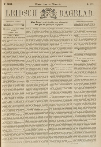 Leidsch Dagblad 1893-03-04