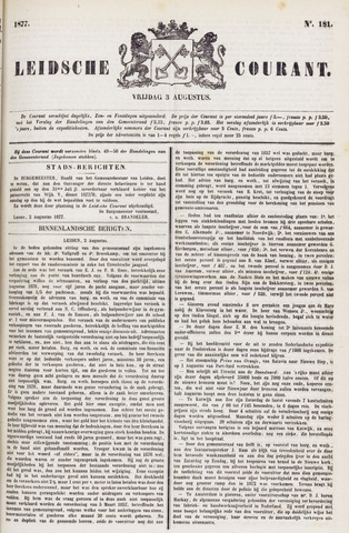 Leydse Courant 1877-08-03