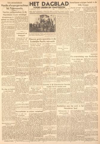 Dagblad voor Leiden en Omstreken 1944-04-05