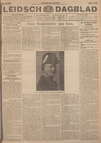Leidsch Dagblad 1926-10-19