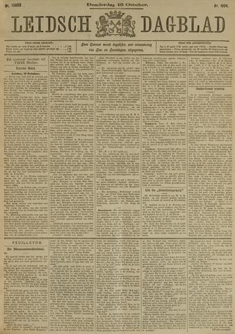 Leidsch Dagblad 1904-10-13