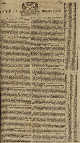 Leydse Courant 1753-07-30